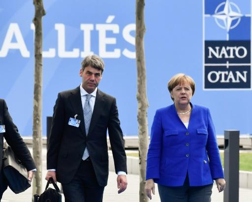 Merkel à Trump: l'Allemagne prend ses décisions de façon