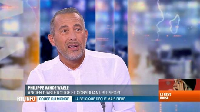 Philippe Vande Walle analyse le match contre le France et donne rendez-vous aux Diables à l'Euro 2020: