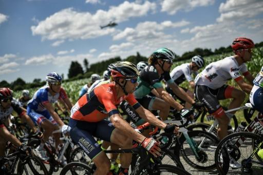 Dan Martin s'adjuge la 6e étape — Tour de France