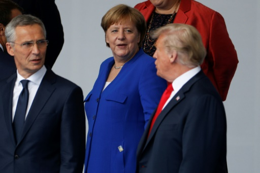 Otan : Trump assure avoir de