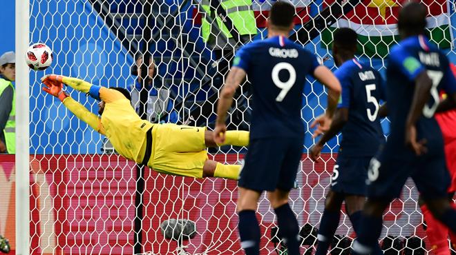 Mondial 2018: Hugo Lloris, véritable porte-bonheur de Didier Deschamps et de la France