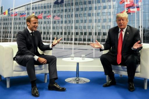 Otan: Trump suggère aux Alliés de doubler leurs dépenses militaires