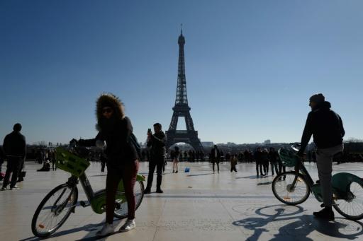 Vélib': 800 stations et un service