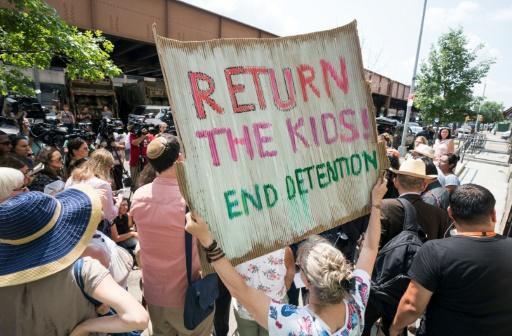 Migrants: l'administration Trump accusée de retarder la réunification des familles