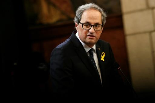 Le président indépendantiste catalan en Ecosse pour des discussions historiques
