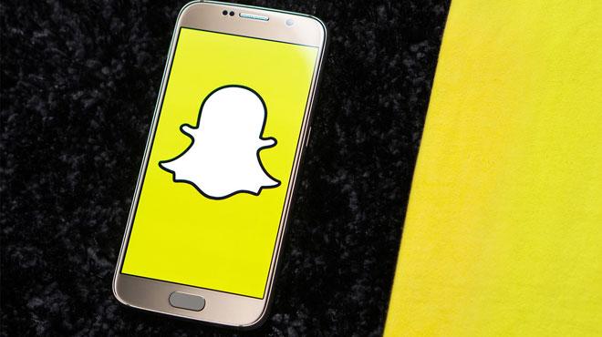Snapchat a été touché par une panne