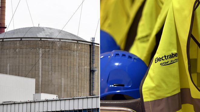Electrabel a perdu des plans d'un bâtiment d'ultime secours de la centrale nucléaire de Tihange
