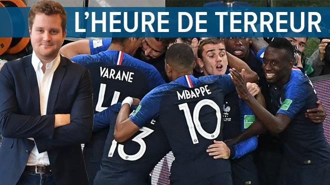 L'heure de Terreur: on connaît déjà le vainqueur de ce Mondial 2018