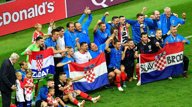 Mondial 2018: les deux anecdotes insolites de la Croatie