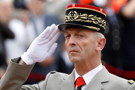 Chef d'état-major des armées: