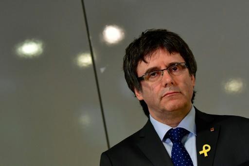Catalogne: Puigdemont peut être remis à Madrid pour malversations, pas pour rébellion