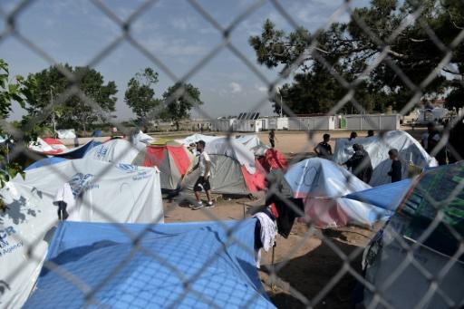 Migrations: 2.500 mineurs non accompagnés en Grèce en
