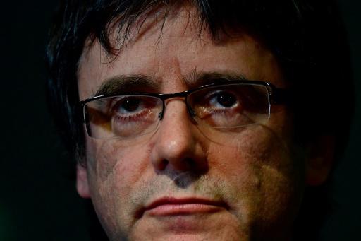 L'Allemagne autorise la remise de Puigdemont à Madrid mais pas pour rébellion
