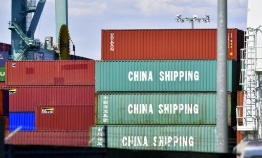 La Chine accroît encore son excédent commercial avec les USA