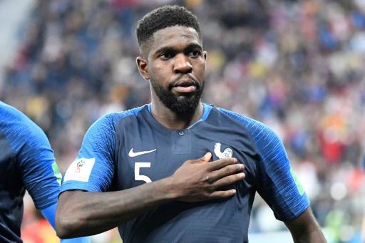 France-Croatie : une tenue tout en bleu pour la finale