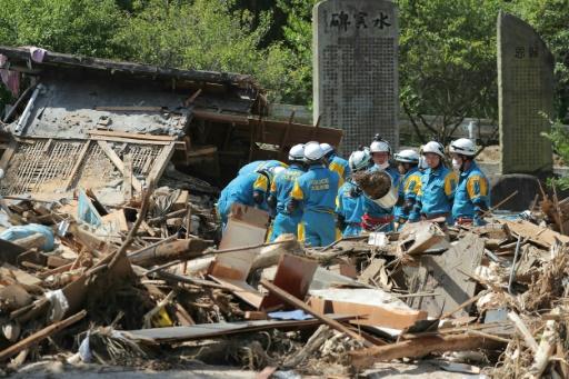 Inondations au Japon: nouvelle visite du Premier ministre aux sinistrés