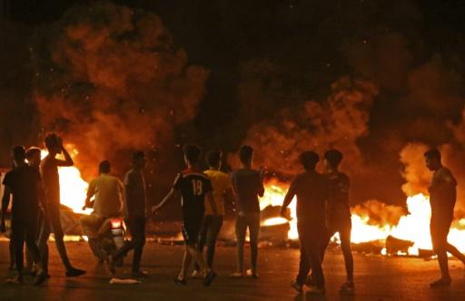 Irak: le Premier ministre à Bassora après plusieurs jours de grogne sociale