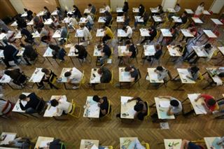 Brevet des collèges- 87,1% de réussite, en baisse de 1,9 point
