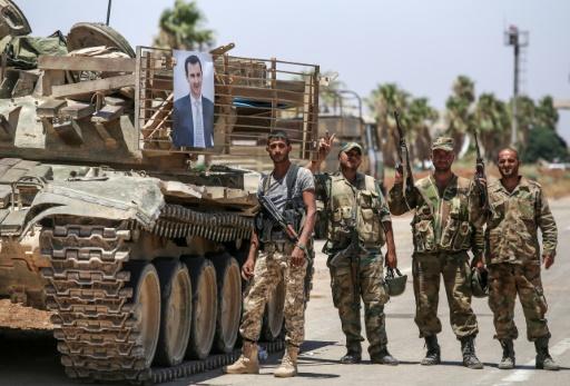 En Syrie, près de 40% du territoire échappe toujours au régime