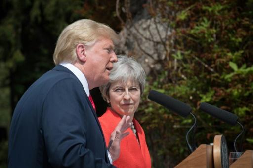 Fact-checking - Est-ce que Donald Trump a prédit le Brexit la veille?