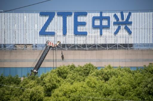 Washington lève les restrictions à l'exportation visant le chinois ZTE (officiel)