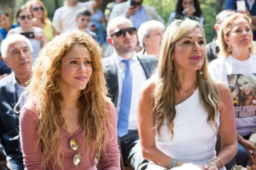 Shakira visite le village de sa grand-mère paternelle au Liban