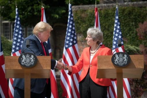 Trump vante la relation