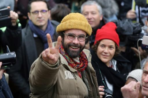 Cédric Herrou, l'homme par qui la fraternité est entrée dans la Constitution