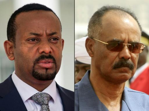 Le président érythréen débute une visite historique en Ethiopie