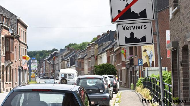 A Verviers, un individu menace de mort sa compagne: il lui aurait jeté une bière avant de l'étrangler