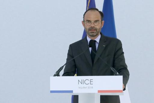 Hommage aux victimes à Nice, deux ans après l'attentat