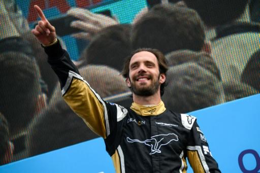 ePrix de New York: Jean-Eric Vergne titré