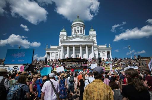 La vieille tradition des sommets Est-Ouest à Helsinki