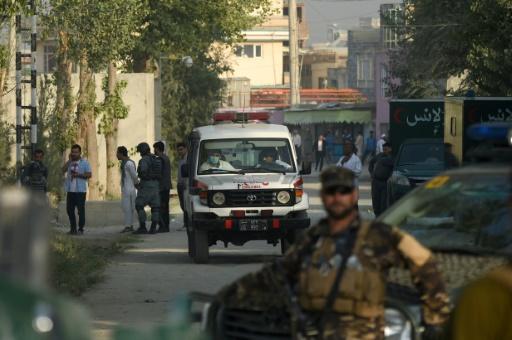 Attentat-suicide à Kaboul à la sortie des bureaux, au moins sept morts