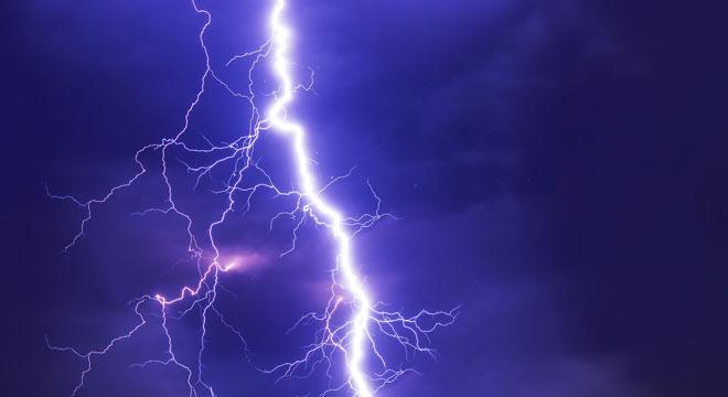 Intempéries: avertissement aux orages dans le sud du pays