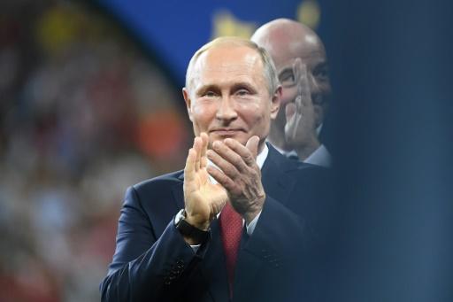 La Russie visée par