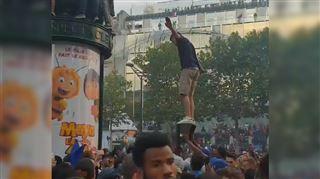 La grosse gamelle de ce supporter français partagée des milliers de fois sur Twitter (vidéo) 4