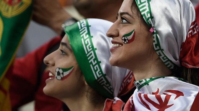 Iran: les femmes autorisées à assister à des matches de football près de 40 ans plus tard