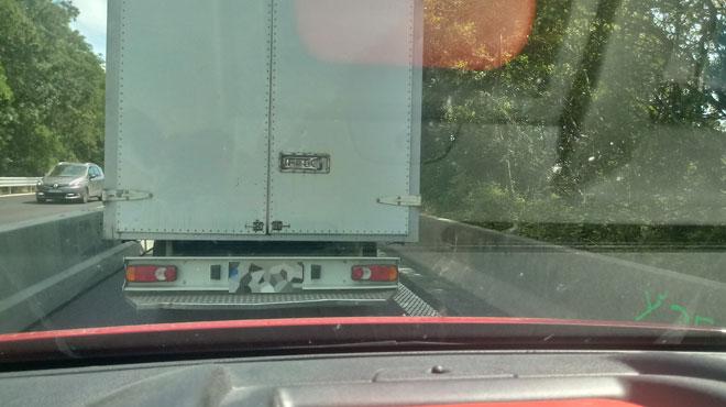 D'importantes files sur la E411 près de Namur: un accident provoque des ralentissements