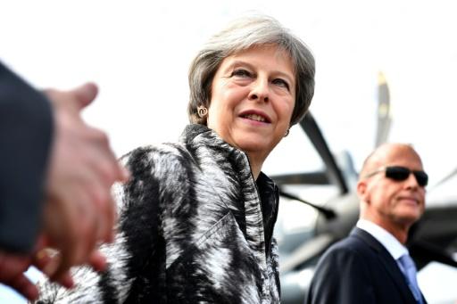 Brexit: les Britanniques tâchent de rassurer l'industrie aéronautique à Farnborough