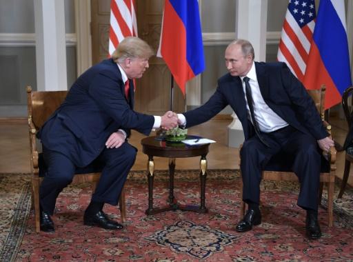 Poutine tend la main à Trump dans le domaine du pétrole et du gaz