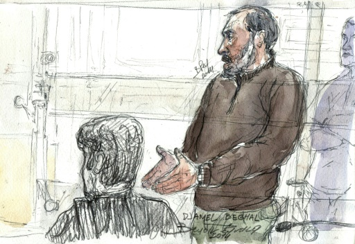 L'Algérie va rejuger Djamel Beghal, condamné à 20 ans par contumace en 2003