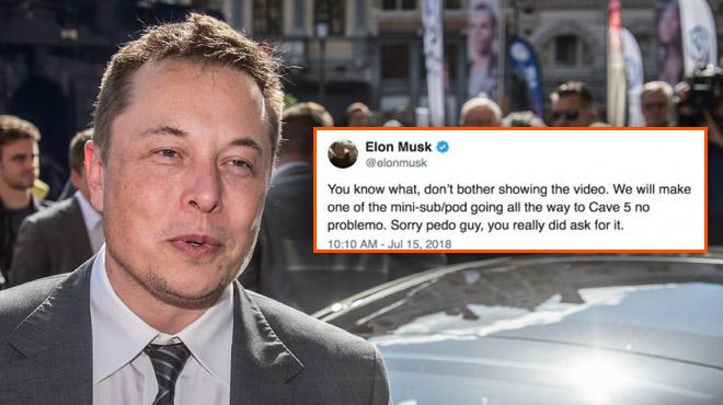 Les dérapages d'Elon Musk, patron de Tesla, commencent à inquiéter: