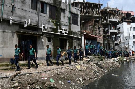 Bangladesh: 200 morts en deux mois dans la