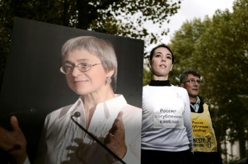 Meurtre d'Anna Politkovskaïa: la CEDH condamne la Russie pour manquements dans l'enquête