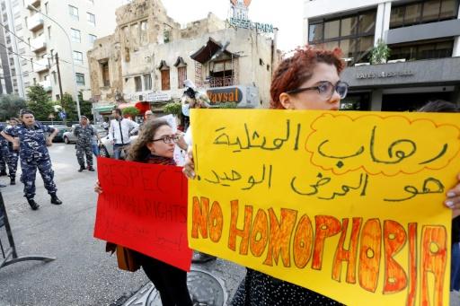 Nouveau verdict au Liban en faveur d'une dépénalisation de l'homosexualité
