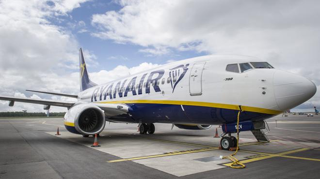 Nouvelle grève de pilotes irlandais de Ryanair: 24 vols annulés