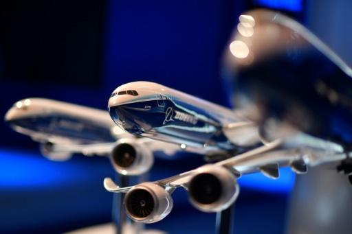 Boeing estime à 15.000 milliards de dollars le marché des avions commerciaux d'ici à 20 ans