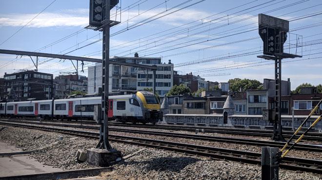 Le trafic ferroviaire perturbé entre Louvain et Bruxelles après un accident: le dérangement pourrait durer plusieurs heures