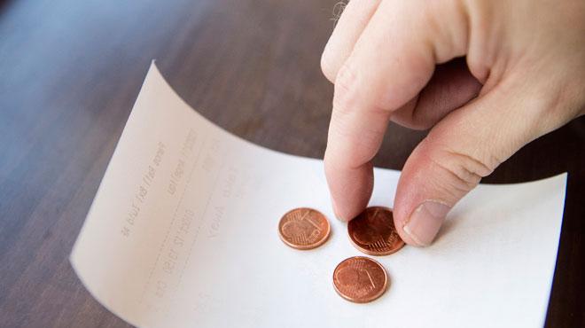 Vers la fin des pièces de 1 et 2 centimes? Les paiements en liquide seront bientôt arrondis